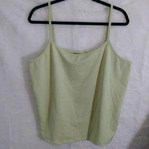 *$5 SALE* - Pale Green Cami